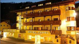 Wintersport - Ski - Hotel Tyrol - Sölden - Ötztal - Oostenrijk