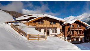 Wintersport - Ski - Pension Andis Almdorf - Sölden - Ötztal - Oostenrijk