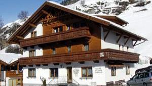 Wintersport - Ski - Pension Bergblick - Sölden - Ötztal - Oostenrijk