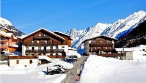 Wintersport - Ski - Pension Bergsee - Sölden - Ötztal - Oostenrijk
