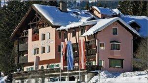 Wintersport - Ski - Hotel Mooserkreuz - St. Anton - Arlberg - Oostenrijk
