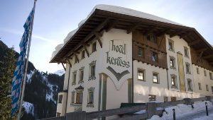 Wintersport - Ski - Hotel Kertess - St. Anton - Arlberg - Oostenrijk