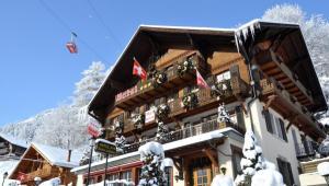 Wintersport - Ski - Hotel Beau Séjour - Champéry - Les Portes du Soleil (CH) - Zwitserland