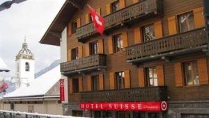 Wintersport - Ski - Hotel Suisse - Champéry - Les Portes du Soleil (CH) - Zwitserland