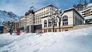 Wintersport - Ski - Hotel Terrace - Engelberg - Engelberg - Zwitserland