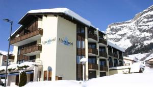Wintersport - Ski - Alpenhotel Flims - Flims - Flims Laax Falera - Zwitserland