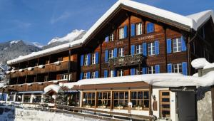 Wintersport - Ski - Hotel Jungfrau Lodge - Grindelwald - Jungfrau Region - Zwitserland