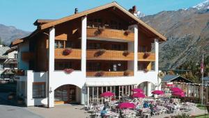 Wintersport - Ski - Hotel Garni Imseng - Saas-Fee - Saas-Fee - Zwitserland