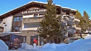 Wintersport - Ski - Hotel La Collina - Saas-Fee - Saas-Fee - Zwitserland
