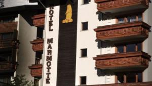 Wintersport - Ski - Hotel Marmotte - Saas-Fee - Saas-Fee - Zwitserland