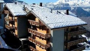 Wintersport - Ski - Chalets Veysonnaz - Veysonnaz - Les Quatre Vallées - Zwitserland