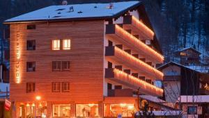 Wintersport - Ski - Hotel Bristol - Zermatt - Matterhorn Ski Paradise - Zwitserland