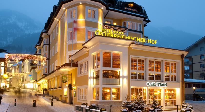 Kurhotel Österreichischer Hof Salzburgerland