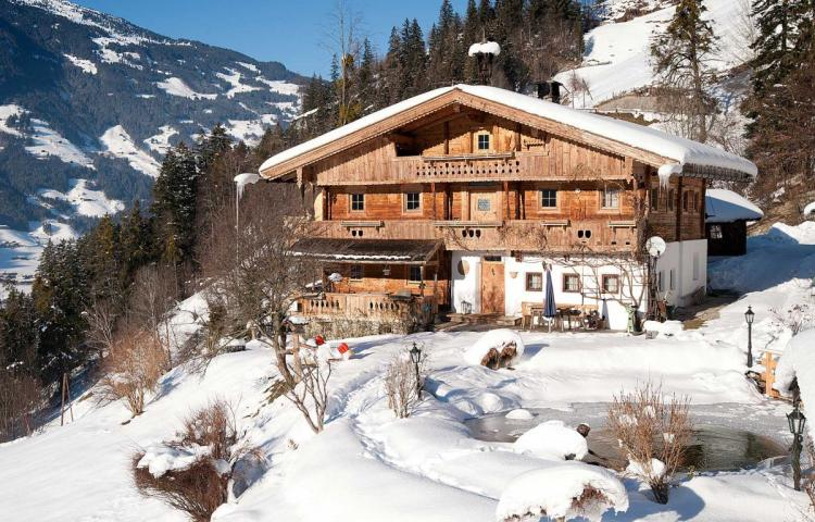 Bergchalet Klausner Kuschelsuite Tirol