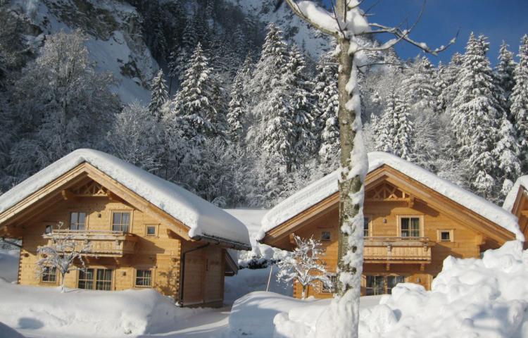 Chalet Achenseer Hüttendörfl I Tirol