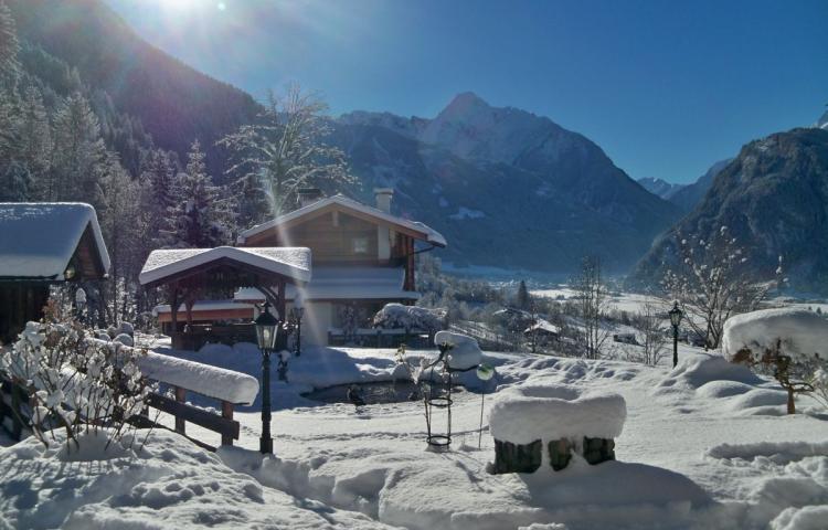 Meer info over Bergchalet Klausner Enzian  bij Summittravel