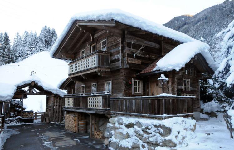 Chalet Hubertushütte Tirol