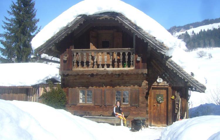 Chalet Hexenhäuschen Salzburgerland