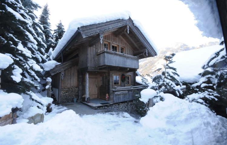 Chalet Josef Spechbacherhütte Tirol