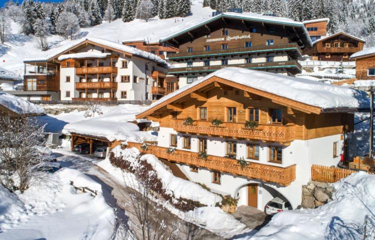 Chalet Bachgut Luxus A2 Salzburgerland