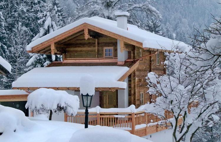 Bergchalet Klausner die Hütte Tirol