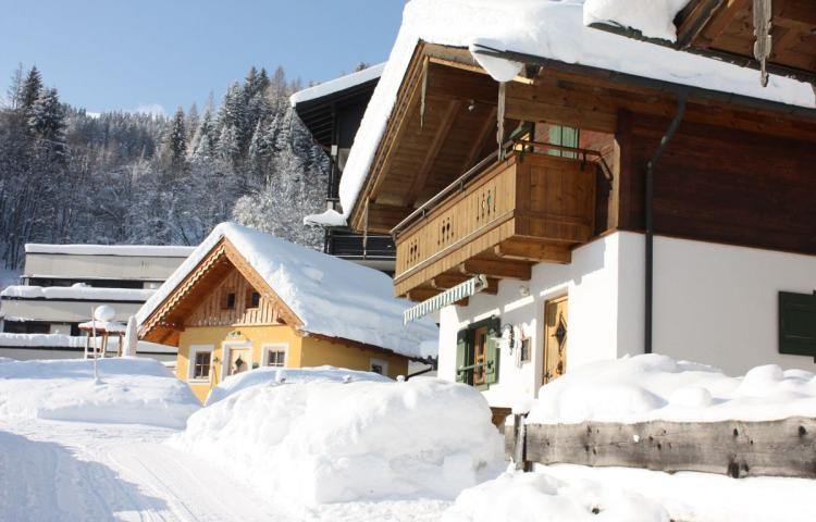 Chalet Stallerhütte Salzburgerland
