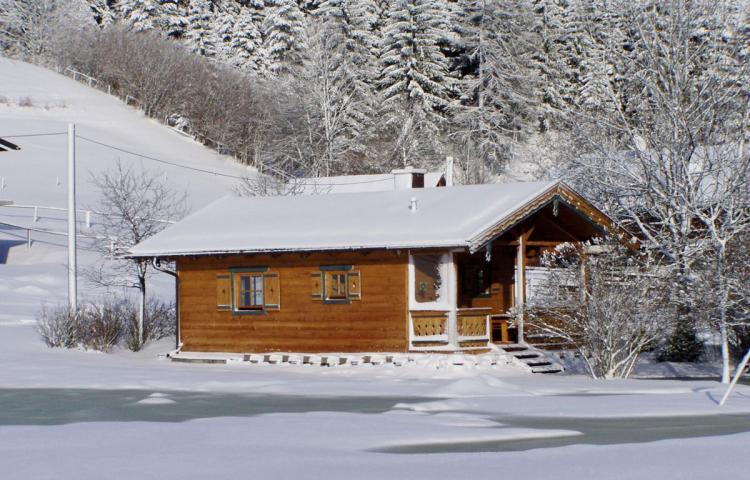 Chalet Zirbenhütte Salzburgerland