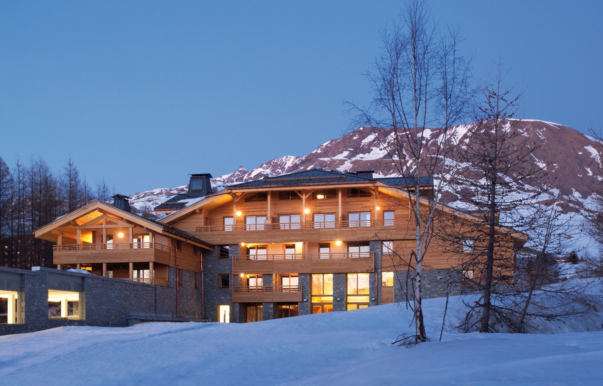 Residence L'Alpenrose