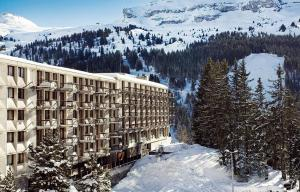 Wintersport - Ski - Hotel Club MMV Le Flaine - Flaine - Le Grand Massif - Frankrijk