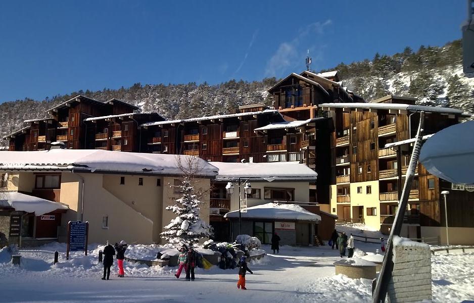 Meer info over Résidence Les Portes de la Vanoise  bij Summittravel