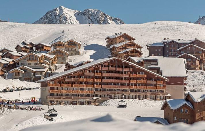 Meer info over Résidence Le Mont Soleil  bij Summittravel