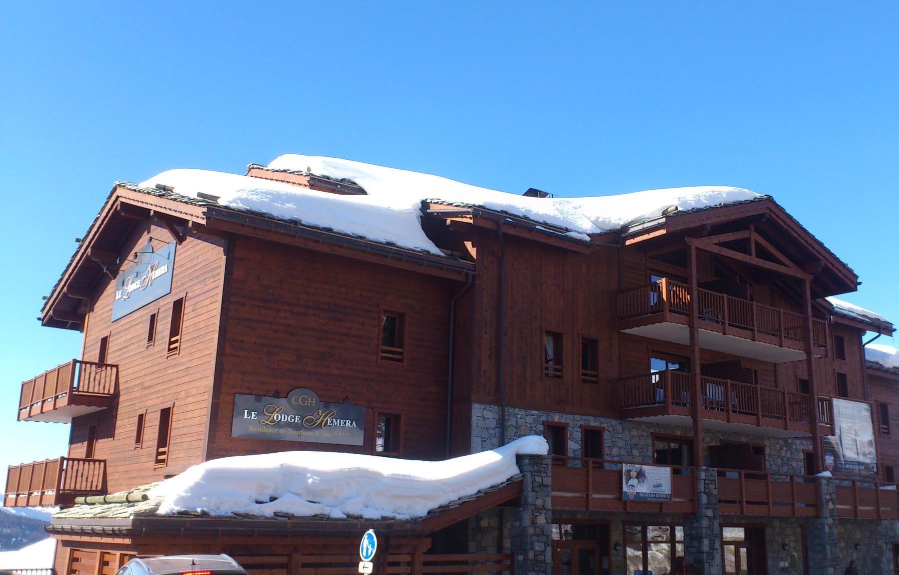 Appartementen Le Lodge Hemera
