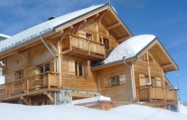 Meer info over Chalet Jardin d'Hiver  bij Summittravel