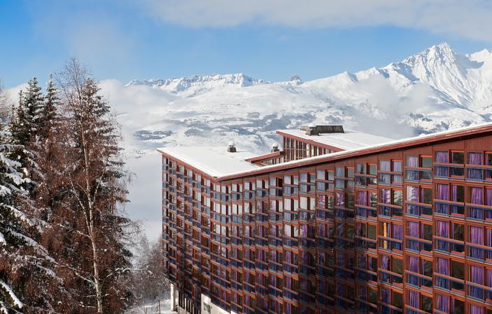 Meer info over Hotel Club du Golf  bij Summittravel
