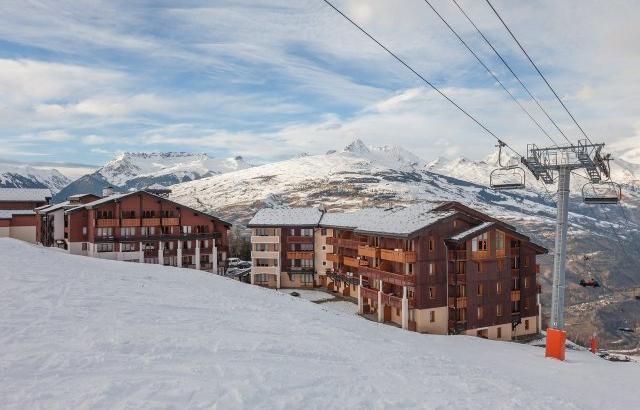 Meer info over Résidence La Marelle et Le Rami  bij Summittravel