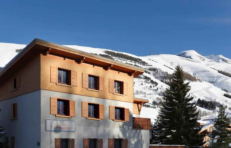 Meer info over Résidence L'Edelweiss  bij Summittravel