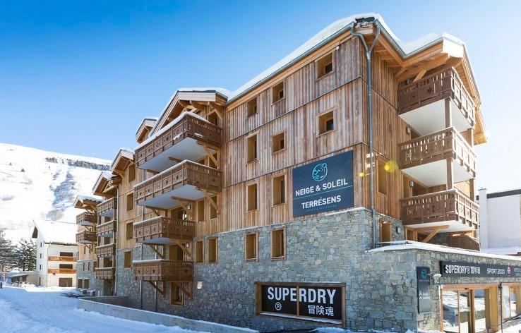 Meer info over Résidence Neige et Soleil  bij Summittravel
