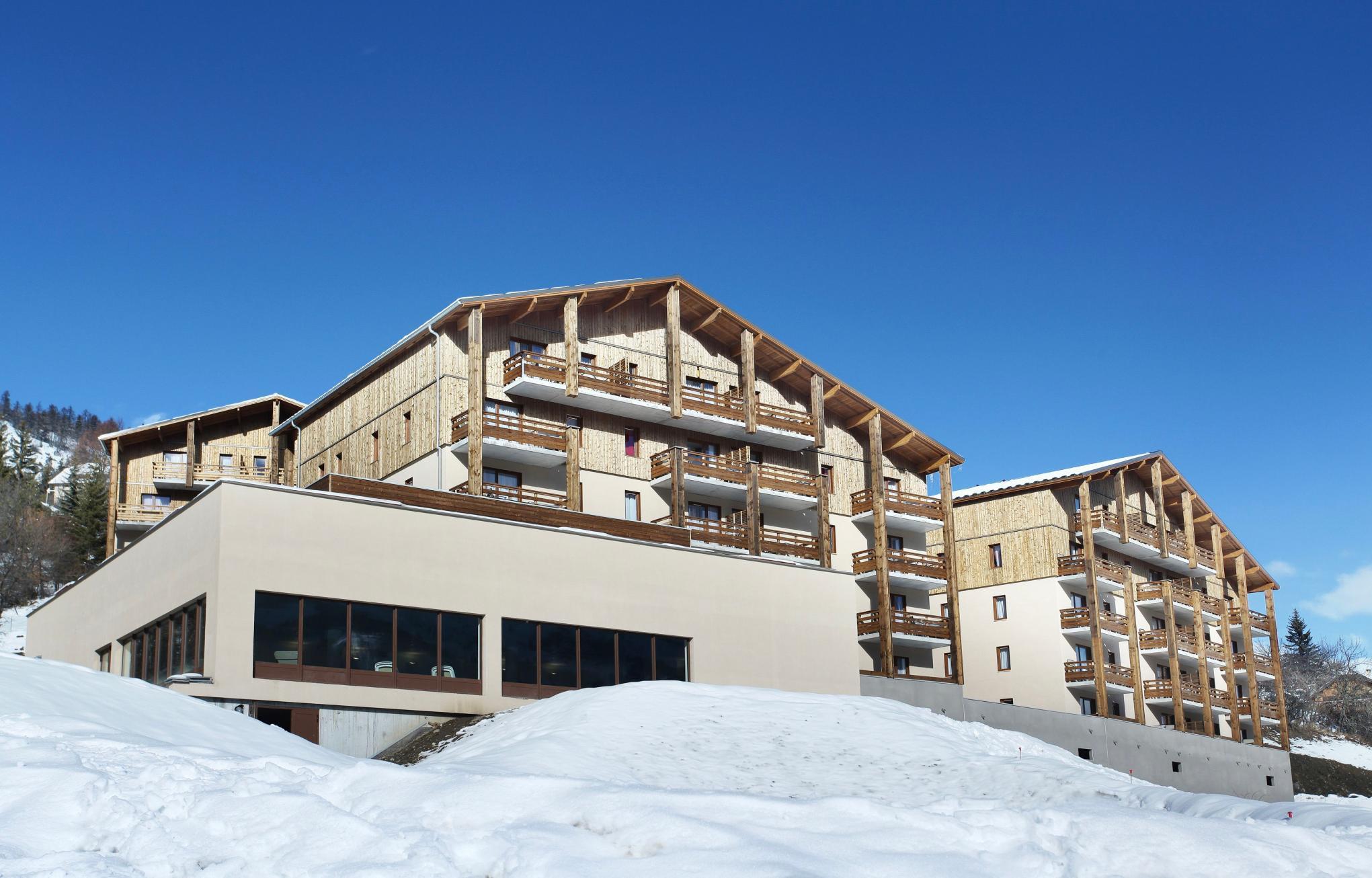 Meer info over Residence Le Village de Praroustan  bij Summittravel