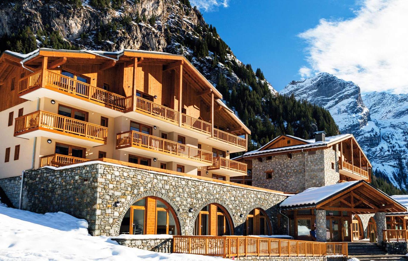 Meer info over Résidence Les Hauts de la Vanoise  bij Summittravel
