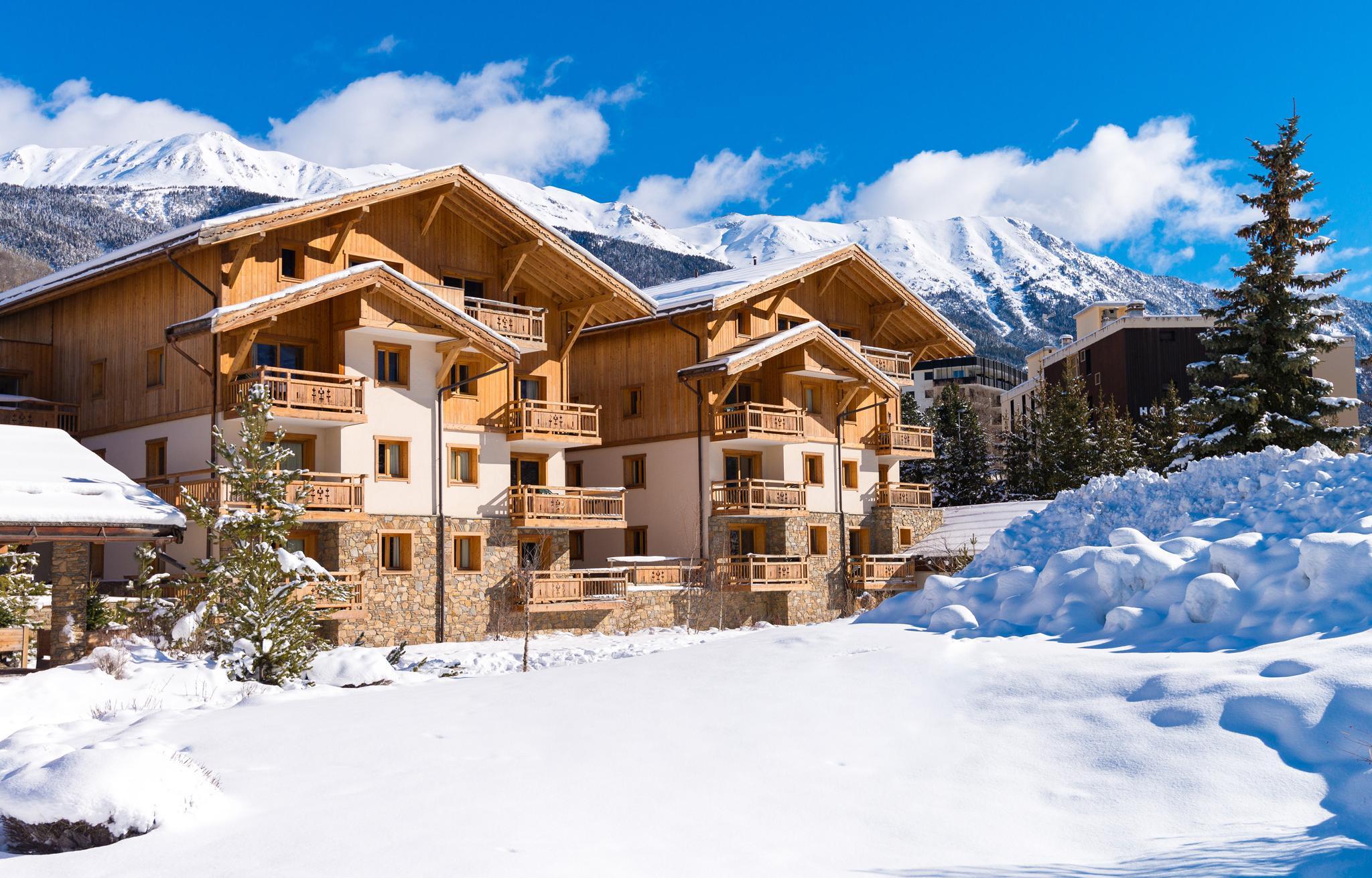 Meer info over Résidence Le Hameau du Rocher Blanc  bij Summittravel