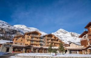 Wintersport - Ski - Le Kalinda - Tignes - Espace Killy - Frankrijk