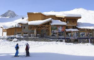 Wintersport - Ski - Le Jhana - Tignes - Espace Killy - Frankrijk