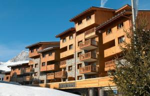 Wintersport - Ski - Appartementen Le Nevada - Tignes - Espace Killy - Frankrijk