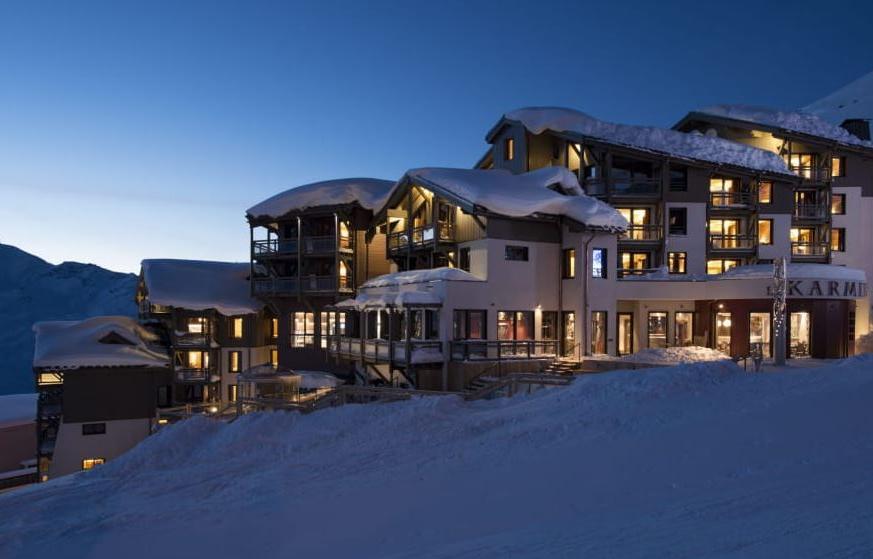 Val Thorens - Hotel Le Hameau du Kashmir
