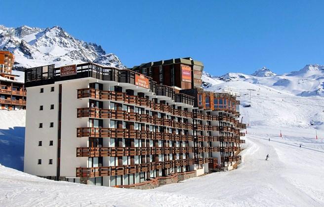 Residence Tourotel (zaterdag)