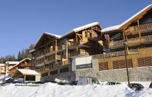 Wintersport - Ski - Appartementen L'Orée des Neiges - Vallandry - Paradiski - Frankrijk