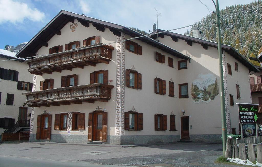Appartementen Case Fonte - Soleil