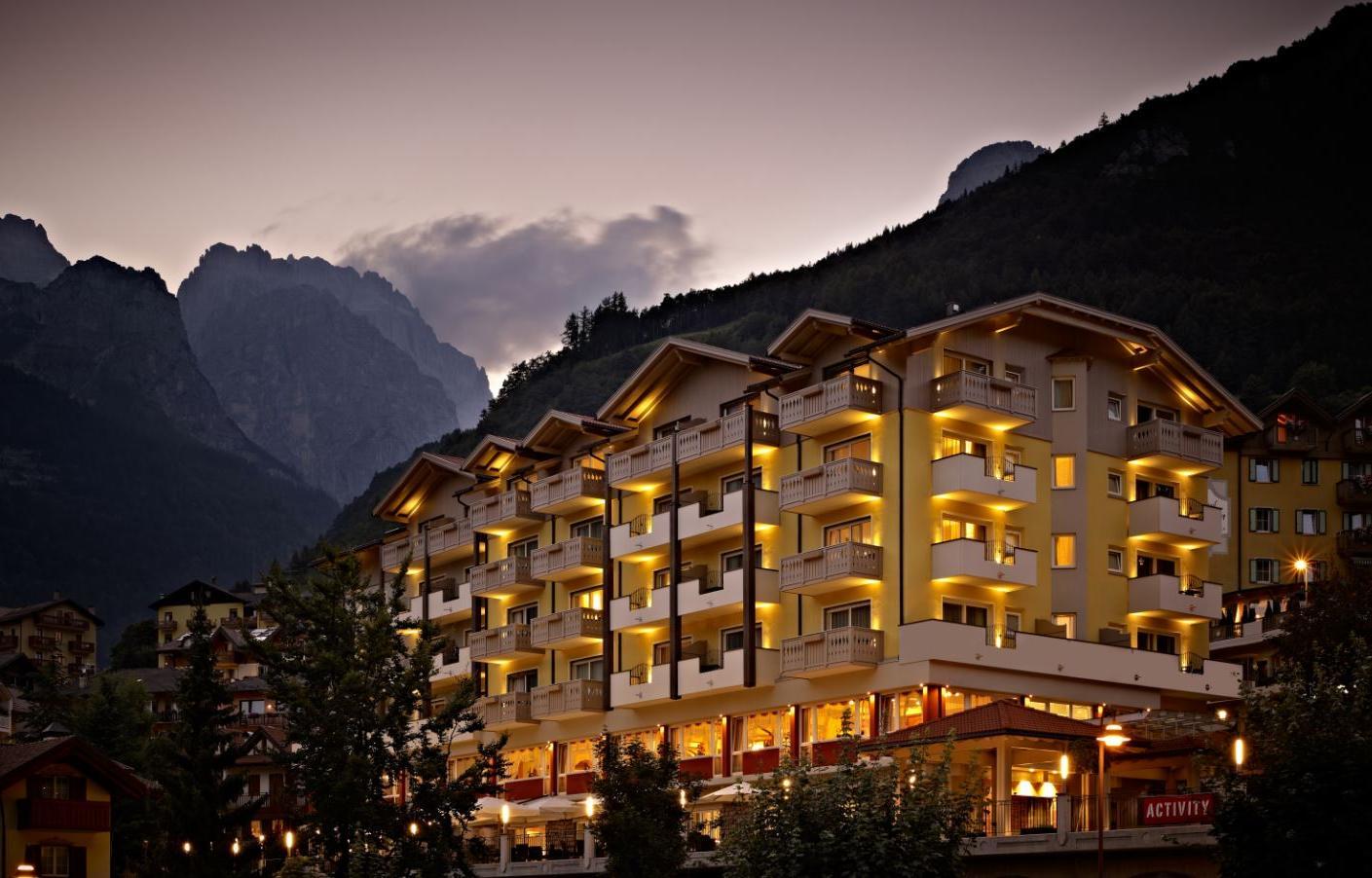 Hotel Alpenresort Belvedere