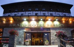 Wintersport - Ski - Grand Hotel Besson - Sauze d'Oulx - Via Lattea - Italië