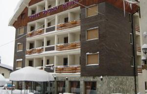 Wintersport - Ski - Hotel Holiday Debili - Sauze d'Oulx - Via Lattea - Italië